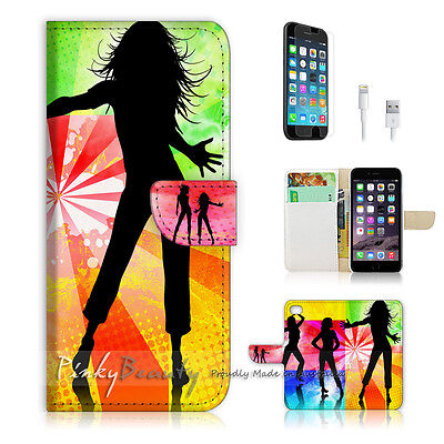 AU12.99 • Buy ( For IPhone 6 Plus / IPhone 6S Plus ) Case Cover Fancy Dance Girl P0129