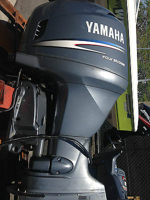 AU1000 • Buy 115hp Yamaha 4 Stroke Wrecking Outboard  Parts
