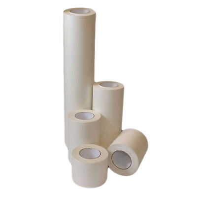 Uber-Tac Paper Roll Of Application Tape Many Sizes App Tape Transfer Paper Film* • 22.49£