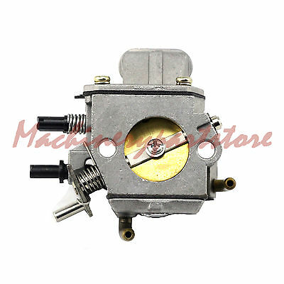 STIHL 044 MS440 046 MS460 Chainsaw Carburetor Replace OEM 1128 120 0625 NEW • 10.18£