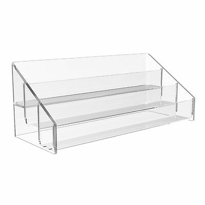 Nail Polish Varnish Display Stand Acrylic Perspex Lip Stick Shop Retail Holder • 8.16£