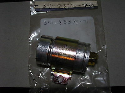 AU70.37 • Buy NOS Yamaha Flasher Relay Assembly 1973-1974 TX750 341-83350-71-00