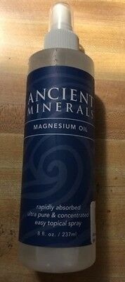 Ancient Minerals Magnesium Oil 8 Oz. • 22.44£