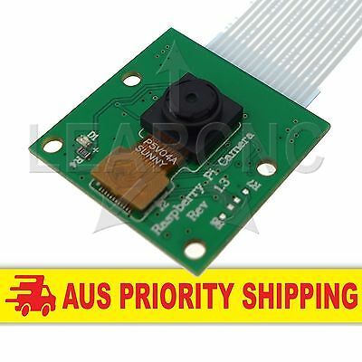 AU24.95 • Buy Raspberry Pi 3 2 Camera Module Board - 5MP - 720P @ 60 - 1080P @ 30 - AU STOCK