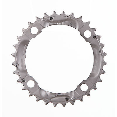 Shimano 32T Mega 9 Speed Chainring Deore FC-M590 M591 M532 Y1J898070 104mm BCD • 14.99£