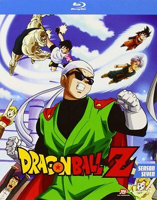 AU52.95 • Buy Dragon Ball Z Dragonball Season 7 Blu-ray RB The Complete Seventh Series Seven