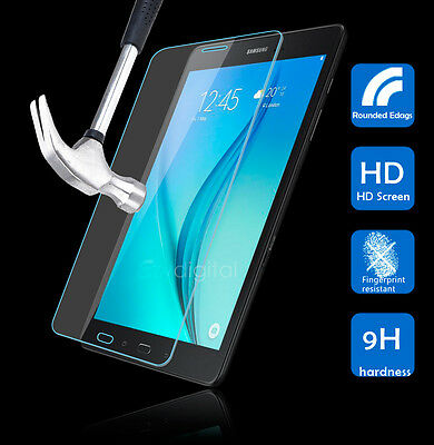 AU6.95 • Buy 9H Tempered Glass Screen Protector For Samsung Galaxy Tab A7 9.7 10.1 10.5 S6