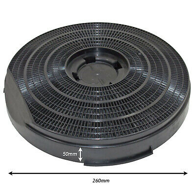 £13.55 • Buy Carbon Filter For PHILIPS WHIRLPOOL Charcoal Cooker Hood Vent Type 34 FAC349