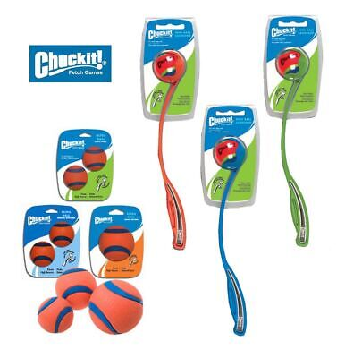 Chuckit Ball Thrower Launcher  Dog Toy Floating Fetch Sport Tennis Game Chuck It • 8.50£