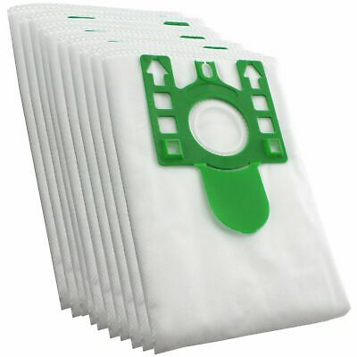 10 X U Type Hyclean Vacuum Cleaner Bags For MIELE Hoover Dust Bag S7000 Filters • 8.25£