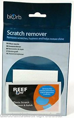 Reef One Biorb Biube Life Aquarium Plastic Tank Scratch Remover • 3.85£