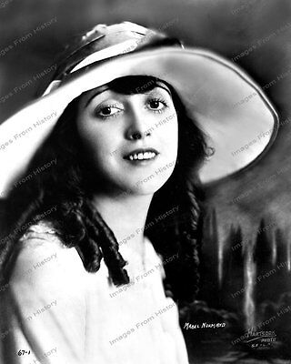 $15.99 • Buy 8x10 Print Mabel Normand Comedy Great Early Films #MN823