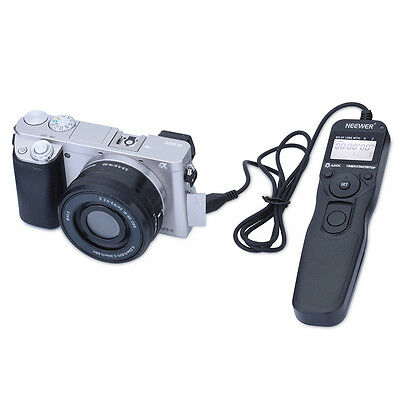 AU25.82 • Buy Neewer Remote Control Shutter Release For Sony A7 A7r A7II A7RII A6000 A3000