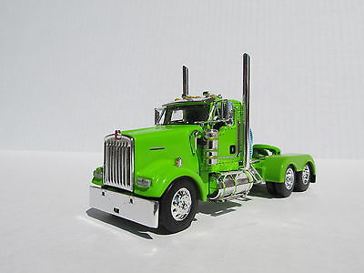 $ CDN82.29 • Buy Dcp 1/64 Scale W-900 Kenworth Day Cab Lime Green - Tractor Only
