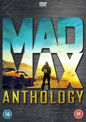 AU43.95 • Buy Mad Max Anthology Mad Max, Mad Max 2, Beyond The Thunderdome & Fury Road DVD