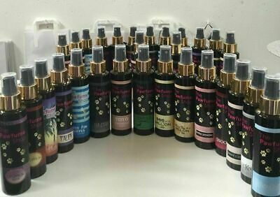 Dog Cologne Perfume 15 Designer Pet Fragrances Deodorant Spray Like Real Perfume • 8.99£