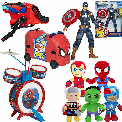 £16.95 • Buy Official Marvel Avengers Toys Gift Plush Accessories Kids Childrens Presents New