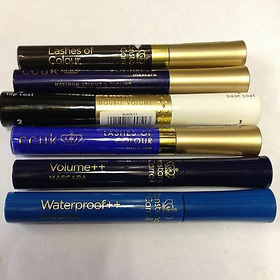CONSTANCE CARROLL MASCARA & FREE KG EYELINER PENCIL X 1 *CHOOSE TYPE & COLOUR* • 2.75£