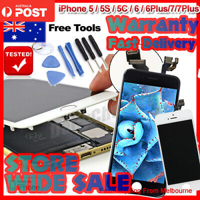 AU19.95 • Buy For IPhone 7 6 5 Plus LCD Touch Screen Replacement Digitizer Display Assembly AU