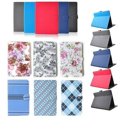 PU Leather Case Cover For Hannspree Hannspad Helios 10  Inch Tablet PC • 6.95£