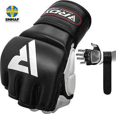 $ CDN53.99 • Buy RDX MMA Gloves Martial Arts Grappling Training Sparring Muay Thai Punch Fighting