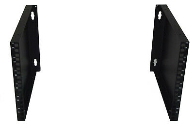 £24 • Buy 6U 300mm Deep 19  Rack Wall Mounted Bracket (cheap Cabinet Alternative!)