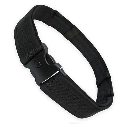 Viper Security Heavy Duty Quick Release Tactical Police PCSO Belt Black One Size • 9.90£