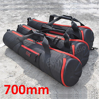 700mm Padded Camera Tripod Bag Light Stand Carrying Case For Manfrotto GItzo Etc • 24.99£