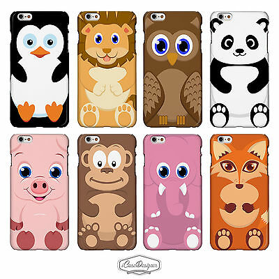 AU10.86 • Buy Cute Animal Cases For IPhone Models. Irresistible Creature Cartoon Covers