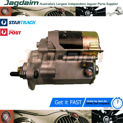 AU263.95 • Buy New Jaguar XJ6 S1 S2 S3 4.2 Reduction Starter Motor JLM9711