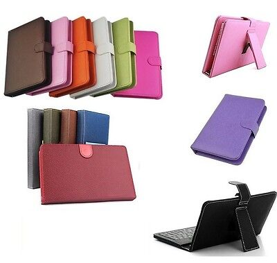 $ CDN16.67 • Buy PU Leather Keyboard Case Cover For 8  Nvidia Shield Tablet PC