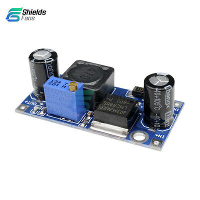 AU1.25 • Buy DC-DC Buck Converter LM2596 Step Down Module Power Supply Output 1.23V-30V