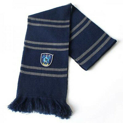 $ CDN14.40 • Buy Harry Potter Ravenclaw Thicken Wool Knit Scarf Wrap Soft Warm Costume Cosplay