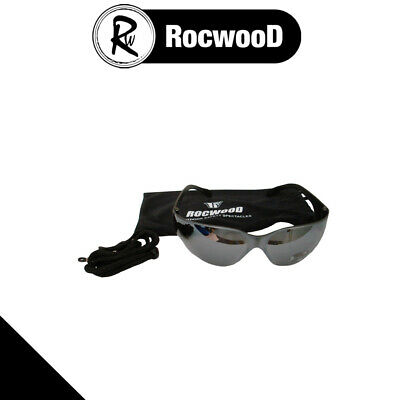 £5.50 • Buy Safety Glasses With Grey Tint Suitable For Chainsaw And Brushcutter Use