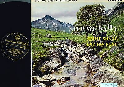 £5.95 • Buy JIMMY SHAND AND HIS BAND Step We Gaily LP MONO Parlophone UK 1960 PMC1122 @VGC@