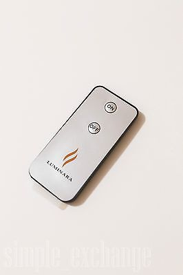 £8.33 • Buy Remote For Luminara Flameless Led Candles Two (2) - FREE SHIPPING
