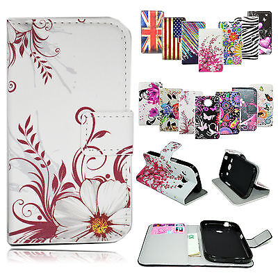 £4.34 • Buy Stylish Leatther Pocket Soft Gel Cover Case Stand For Samsung Galaxy Ace 4 G357
