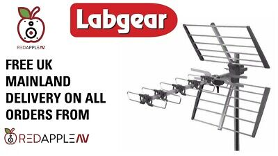 Labgear LGH5T Bay Professional High Gain Digital Freeview HD TV Aerial • 22.99£