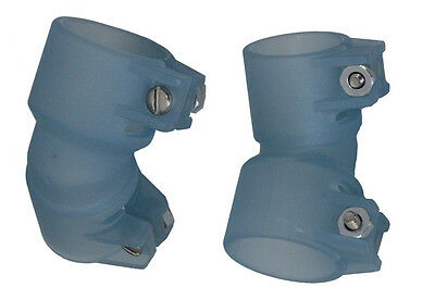 $ CDN13.63 • Buy (2) Pro-Team Products Armson Pro-Feed 7/8  Feed Elbows - Light Blue