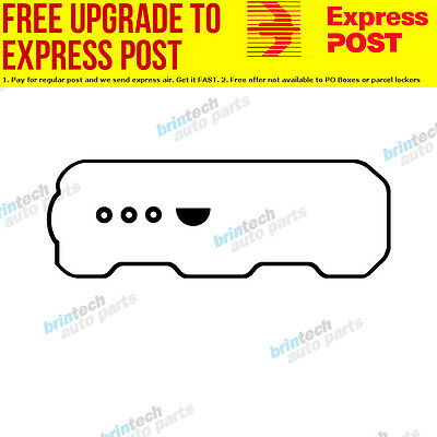 AU46.55 • Buy 1988-1998 For Holden Rodeo TFS17 4WD 4ZE1 Isuzu Engine Rocker Cover Gasket Set