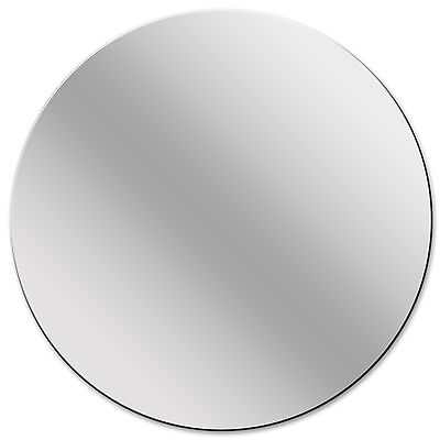 Modern Circle Acrylic Mirror Shatter Resistant Round Circular Wall Decor • 5.43£