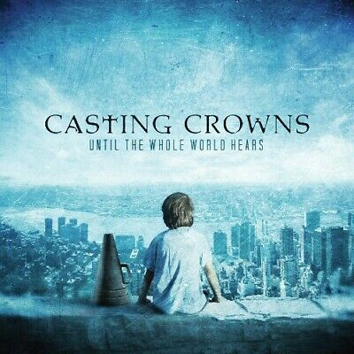 $3.98 • Buy Casting Crowns : Until The Whole World Hears Gospel 1 Disc CD