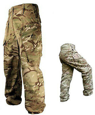 £23 • Buy BRITISH ARMY SURPLUS - MTP Army Trousers Warm Weather Combat Lightweight Camo