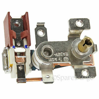 CREDA Sunhouse Storage Night Space Heater Input Thermostat Switch Unit 83340 TOC • 50.29£