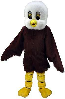 £793.81 • Buy Baby Eagle Professional Quality Lightweight Mascot Costume Adult Size