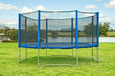 AU395 • Buy 8FT Trampoline With Enclosure