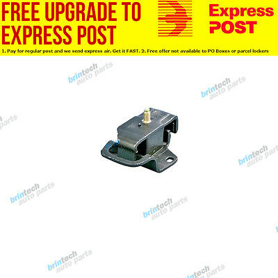 AU67.52 • Buy MK Engine Mount 1989 For Holden Rodeo RA 2.6 Litre 4ZE1 Manual Right Hand