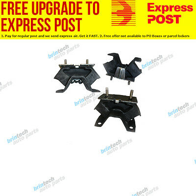 AU35.65 • Buy 2003 For Holden Commodore VY 3.8 Litre L67 Auto & Manual Rear Engine Mount