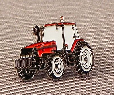 £2.85 • Buy Red Tractor Pin Badge