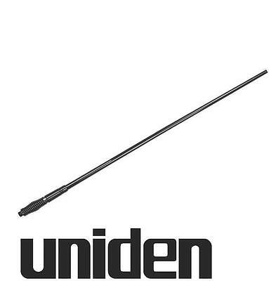 AU152.88 • Buy UNIDEN AT890BK FIBREGLASS RAYDOME UHF CB ANTENNA 6.6dBi BLACK 1 METRE LONG